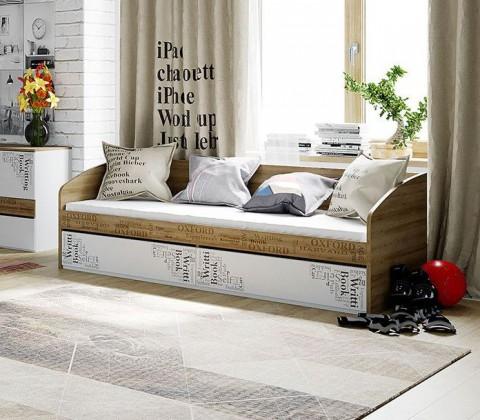 Кровать с 2 ящиками «Оксфорд»